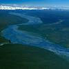 Alaskan aerial vista