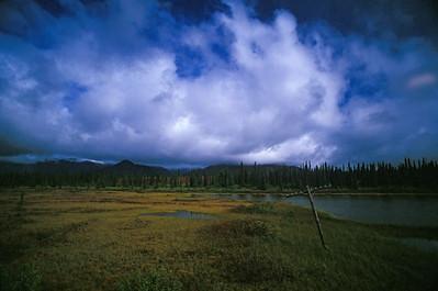 Alaskan crucifix
