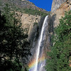 rainbow at Bridal Veil falls