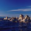 tufas on Mono Lake