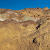 Death Valley Artists Palette Panorama