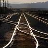 tracks in Kelso