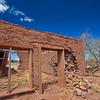 ruin of acobe house
