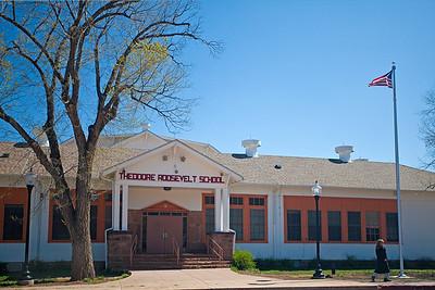 Theodore Roosevelt School @ Fort Apache