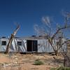 trailer home Bowie AZ