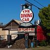 The Dining Car big Tex Bar-B-Que