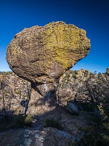 crazy rock Chiricahua