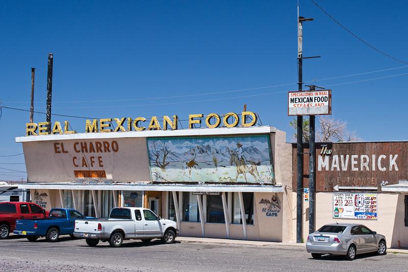 El Charro Cafe & The Maverick bar