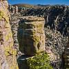 balancing rock Chiricahua