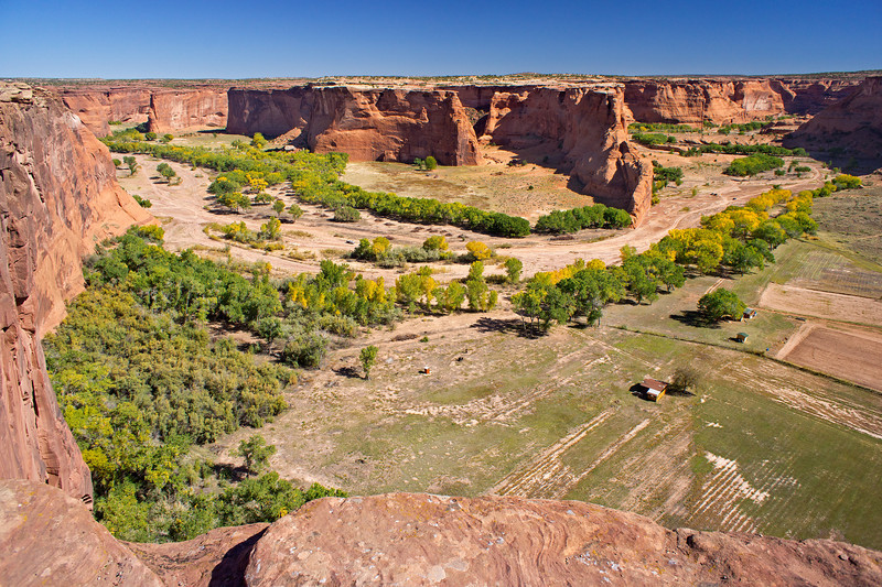 Canyon de Chelly 2nd lookout