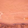 ancient Pueblo petroglyphs
