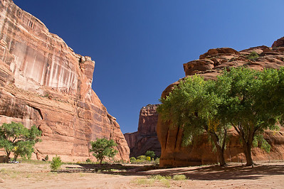 colors of Canyon de Chelly