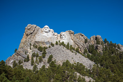 Mt Rushmore long view