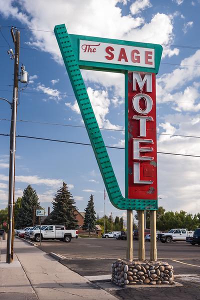 The Sage Motel Vernal Utah