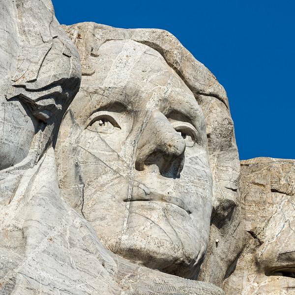 Thomas Jefferson on Mt Rushmore