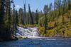 lewis falls yellowstone