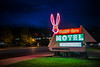 Rabbit Ears Motel south