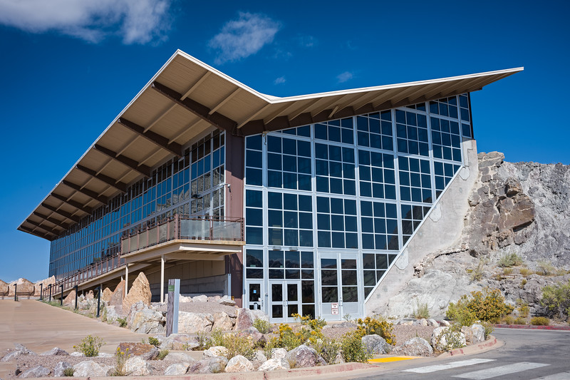 quarry enclosure Dinosaur National Monument