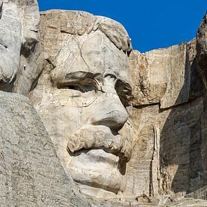 Theodore Roosevelt on Mt Rushmore