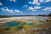 West Thumb Geyser Basin Yellowstone 1