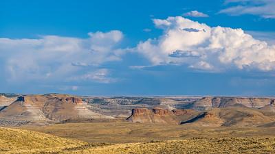 Badland Hills Wyoming 2