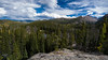 Rocky Mountain National Park panorama
