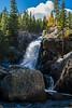 closer to Alberta Falls Rocky Mountain National Park