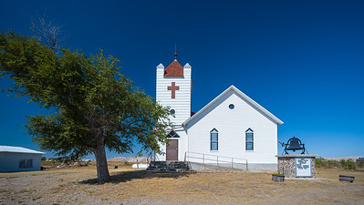 First Presbyterian Church Interior, SD