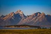 sunrise Grand Tetons
