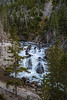 falls in Firehole Canyon