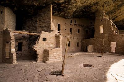 Pueblo Detail