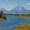 Afternoon at Oxbow Bend
