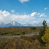 Tetons at Willow Flats