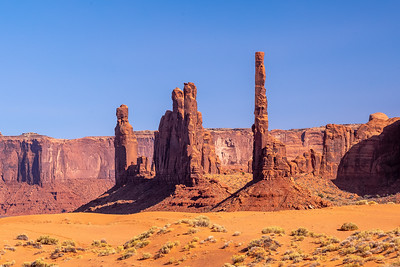 Totem Pole Buttes