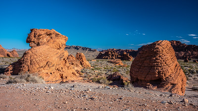 Beehives Valley of Fire