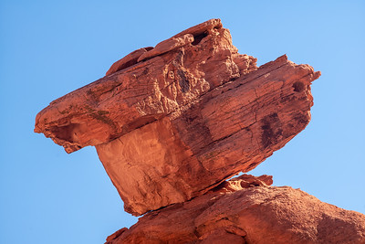 alternative closeup Balanced Rock