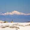 Sierra Blanca from White Sands