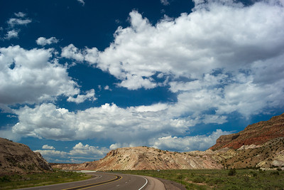 NM Highway 550