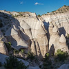 good view of Tent Rocks Kasha-Katuwe National Monument