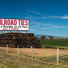 Railroad Ties Buy a Bundle of 16 Ties Get 3 Free