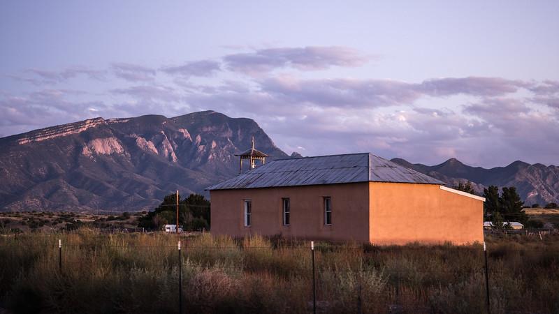 adobe church Santa Ana NM