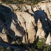 cluster of Tent Rocks