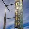 palimpsest Hollywood Diner Gun Shop Grants NM