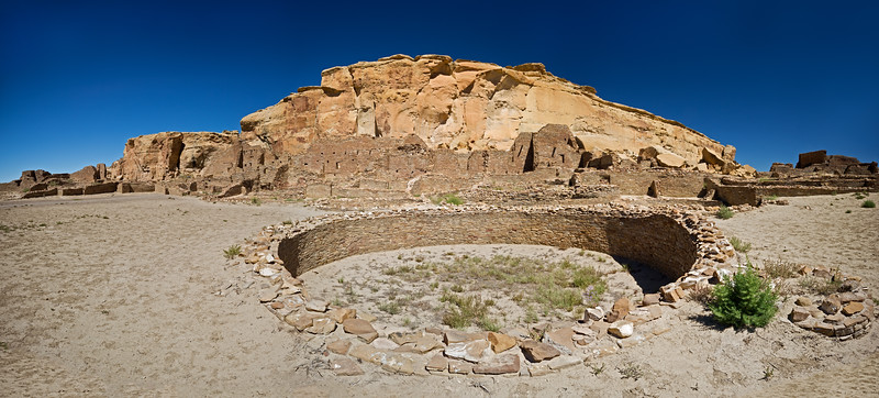 Bonita Pueblo Chaco Culture National Monument