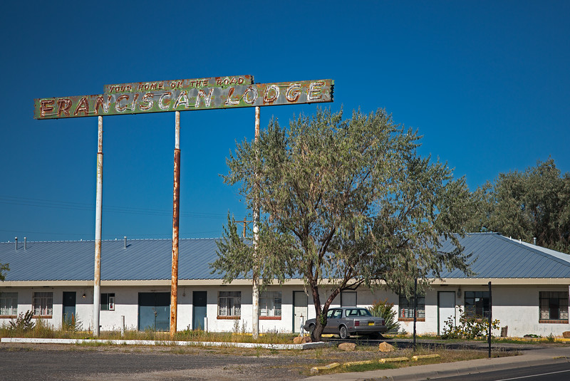 Franciscan Lodge Your Home on the Road Grants NM
