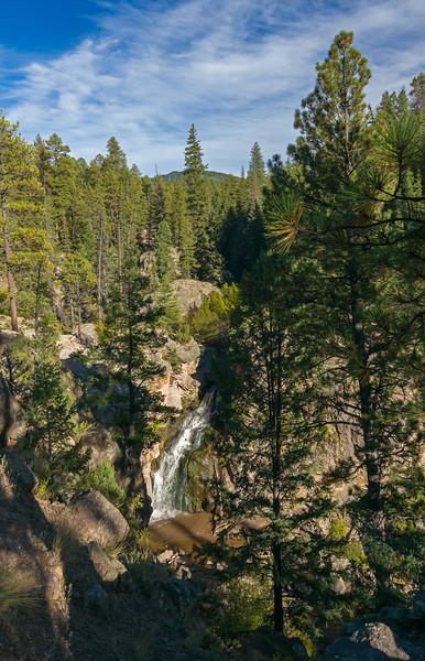 Jemez Falls