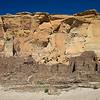 front view Bonita Pueblo Chaco Culture National Historic Monument