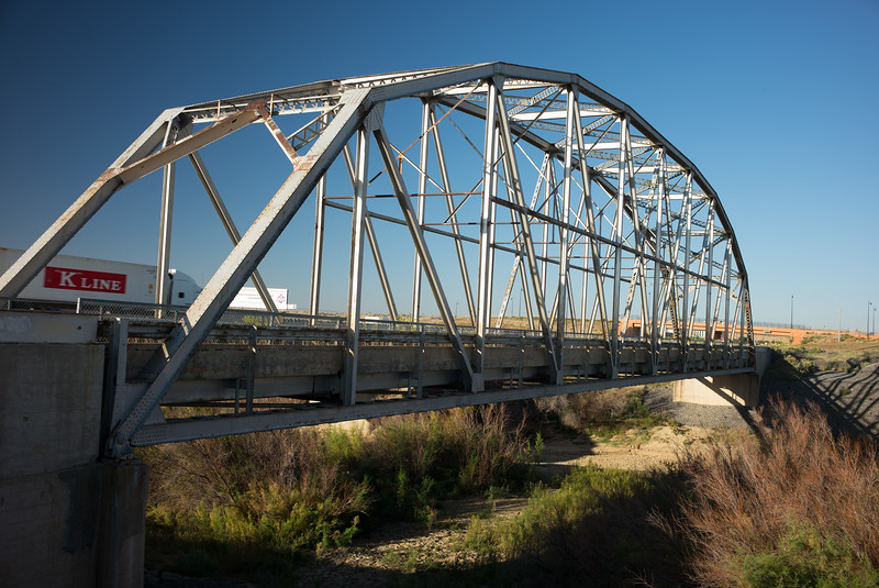 Rio Puerco Bridge Rt 66