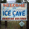 Welcome to the Ice Cave and Bandera Volcano tourist trap