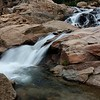 Cascades on the Roaring river